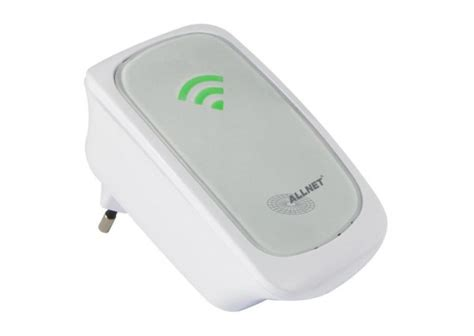 Allnet Wireless N 300Mbit Access Point/Repeater - ALL0237R