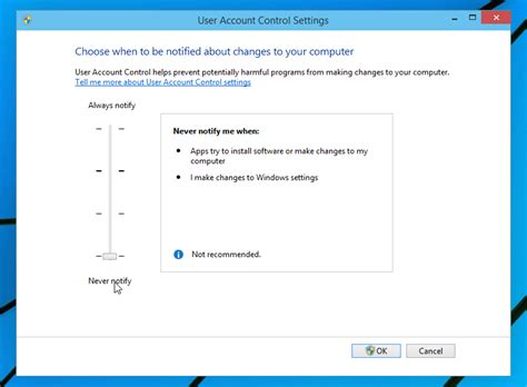 How to Manage UAC (User Account Control) in Windows 10