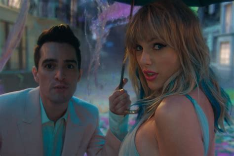 Taylor Swift's 'ME!' Lyrics Featuring Brendon Urie