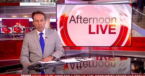 BBC News in panic as TV channel is forced to show repeats