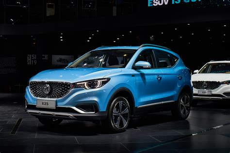 MG to go electric in 2020 with new SUV