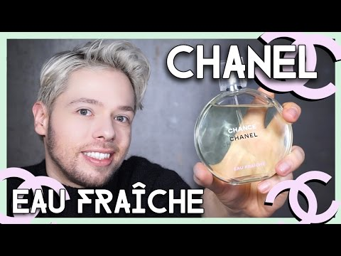 Make Up For Dolls: Chanel Chance Eau Tendre Perfume - New