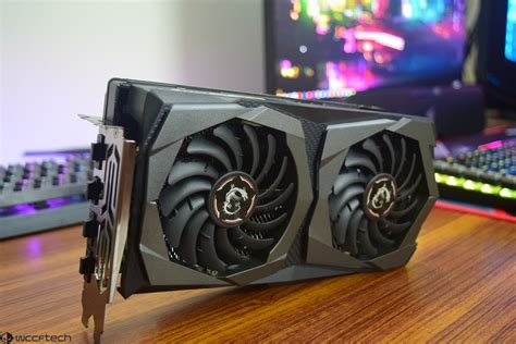 NVIDIA GeForce RTX 2060 6 GB GDDR6 Graphics Card Review FT
