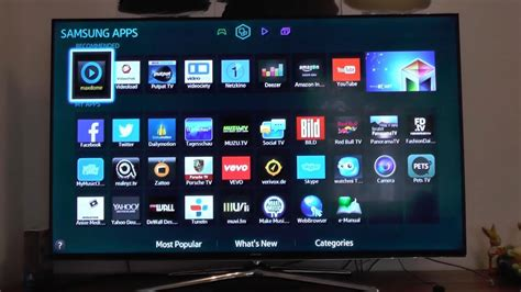 Samsung Smart LED TV H6270 unboxing and initial setup [HD