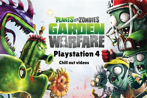 Plants vs Zombies PS4 Gameplay (Part 1) #2 - YouTube