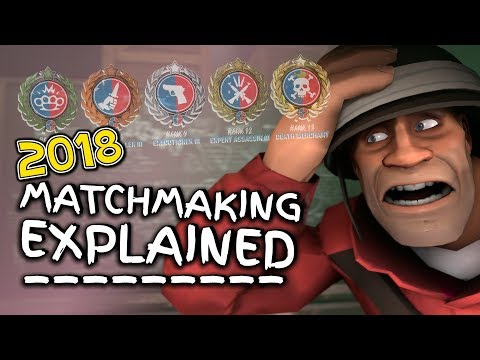 TF2: Ranks + Levels Explained! [Meet Your Match] - YouTube