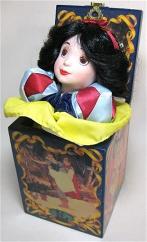 Snow White jack-in-the-box from our Other collection