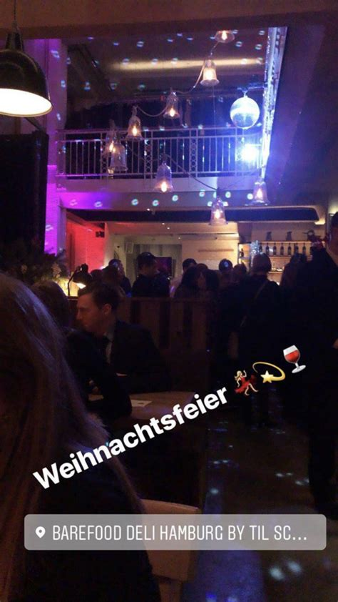 Time for parties and celebrations – Die Weihnachtsfeier