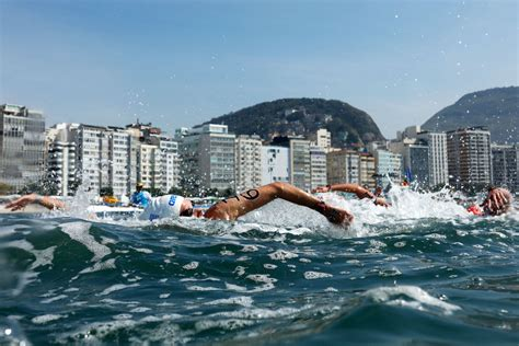The Deceptive Calm of Olympic Open-Water Swimming - The