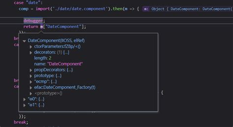 typescript - Angular dynamic component import with