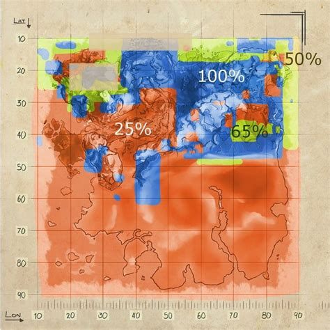 Ark Scorched Earth Silica Pearls Map - The Earth Images