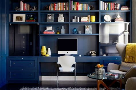 These computer room ideas will make a perfect PC room