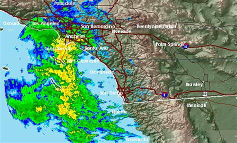 Winter Storm To Bring Snow, Difficult Travel To San Diego