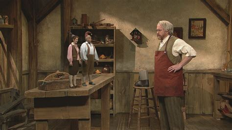 Watch Saturday Night Live Highlight: The Shoemaker & the