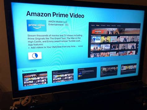 At last! Amazon Prime Video now available for Apple TV
