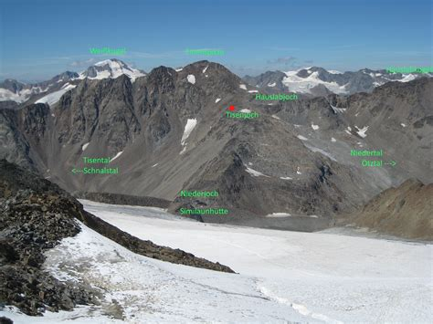 """""""No Glaciers In Europe"""" – During The Recently Erased"""