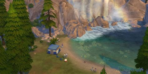 The Sims 4 Outdoor Retreat (Game Pack) - Sims Online