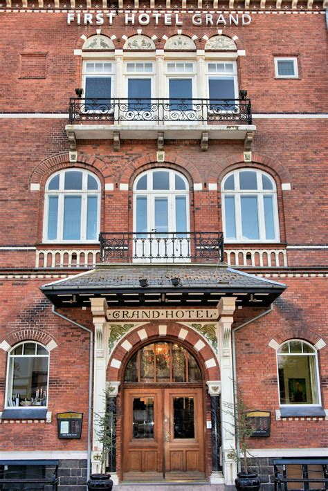 First Grand Hotel in Odense, Denmark - Encircle Photos