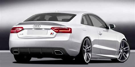 Body Kit Styling Press Release   Audi A5 facelift   Caractere