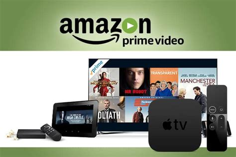 Amazon Prime Video App Finally Available On Your Apple TV