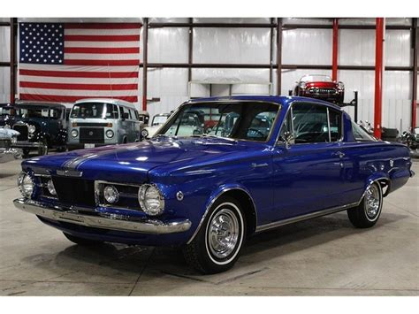 1965 Plymouth Barracuda for Sale   ClassicCars