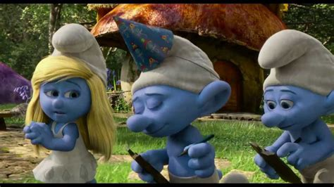 THE SMURFS 2 - Fabulous clip with Vanity - YouTube