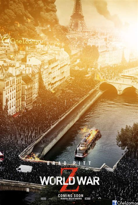 New WORLD WAR Z City Banners And Poster – FilmoFilia