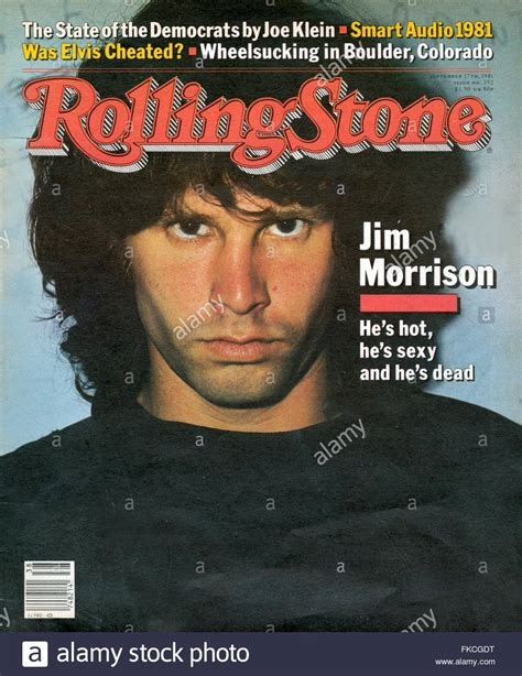 Rolling Stone Magazine High Resolution Stock Photography