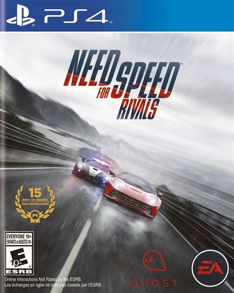 Need for Speed Rivals - PlayStation 4 - IGN