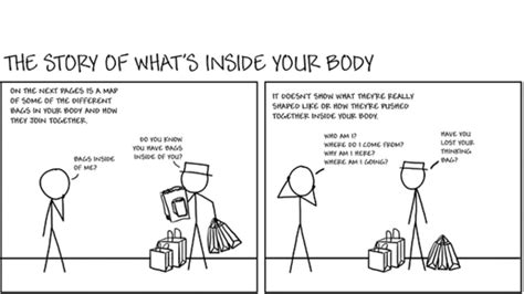 XKCD Creator's Comics to Be Published in High School