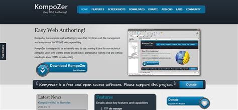 7 Best Free Web Design Software for Mac Users