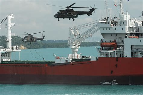 DEFENSE STUDIES: New Maritime Security System Debuts at