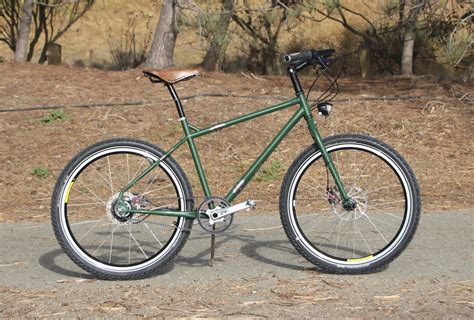 The Monkey Lab: Surly Troll Touring Bike with S&S Couplers
