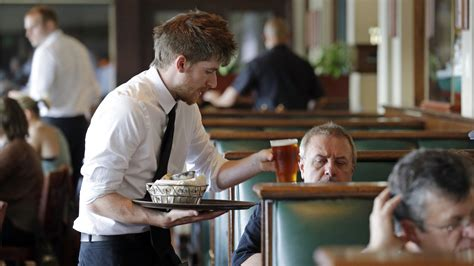For Tipped Workers, A Different Minimum Wage Battle : NPR