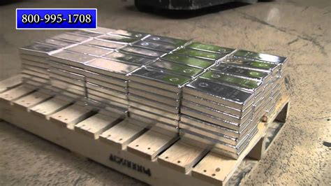 A Ton Of Silver Bullion Coins And Bars - YouTube