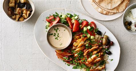 Chicken Shawarma Deluxe, No Rotisserie Required - The New