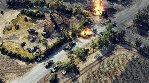 Sudden Strike 4 Review (PS4)   Push Square