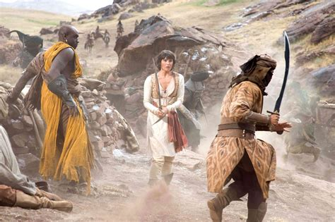 Movie, Actually: Prince of Persia-The Sands of Time: Review