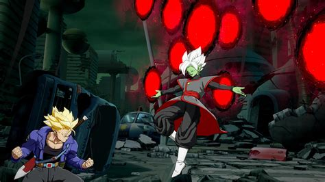 Fused Zamasu is Dragon Ball FighterZ's Next DLC Character