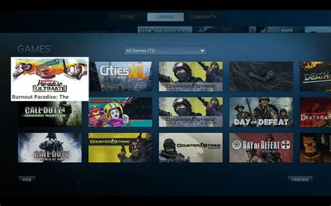 Steam's Big Picture Looks Awfully Familiar – Boydo's Tech Talk