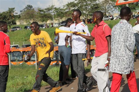 CAF | Dejected Fans Call For FUFA Boss Resignation After
