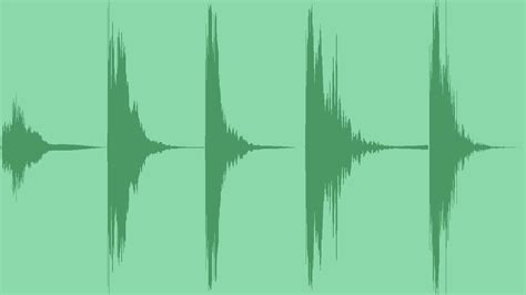 Appear Sound Effects for Motion Graphics Sound Effects
