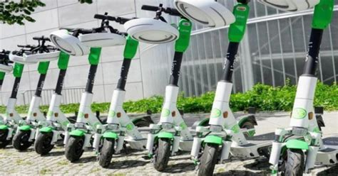 Lime-scooters made in Berlin, Cologne & Hamburg: In these