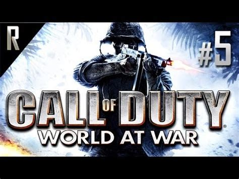 Call of duty world at war guide