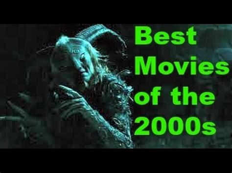 Best Movies of the 2000s! - YouTube