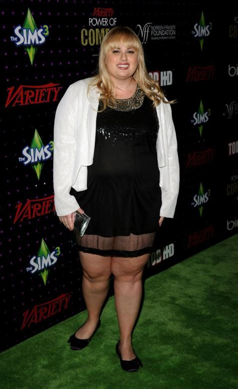 25 Rebel Wilson Hot Pictures Will Make You Hot Under The