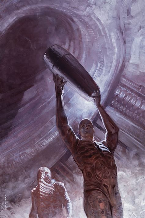 Prometheus: Life and Death #3 - Hulking Reviewer