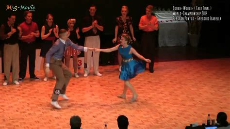 WRRC Boogie-Woogie World Championship 2014 (Place 1 - 3