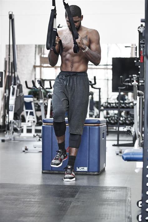Inner Strength: Kyrie Irving Trains His Way Back to the