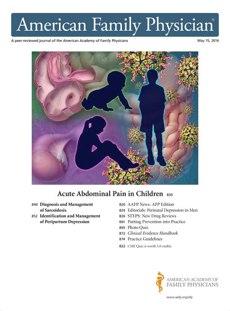 Acute Abdominal Pain in Children - American Family Physician